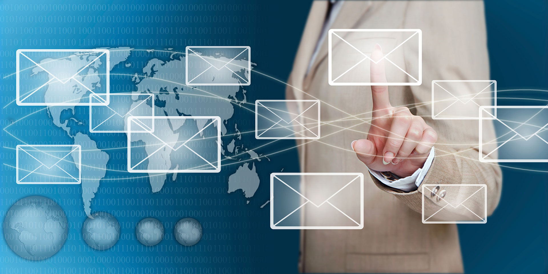 Dịch vụ email - mail hosting